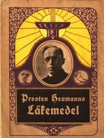 """Prosten Heumanns läkemedel"" HÄFTAD 1925"