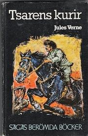 """Verne, Jules """"Tsarens kurir"""" INBUNDEN"""
