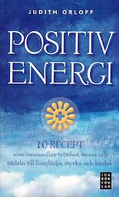 """Orloff, Judith, """"Positiv energi"""" POCKET ANTIKVARISK"""