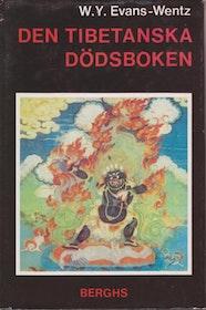"""Evans-Wentz, W.Y., """"Den tibetanska dödsboken"""" INBUNDEN"""