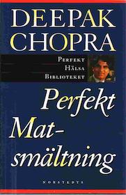 """Chopra, Deepak, """"Perfekt matsmältning"""" POCKET SLUTSÅLD"""