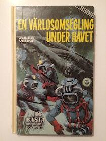 "Verne, Jules, ""En världsomsegling under havet"" INBUNDEN"