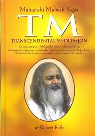 "Maharishi Mahesh Yogis ""TM - Transcendental Meditasjon"" INBUNDEN NORSKA!"