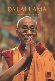 """Mayank Chhaya """"Dalai Lama - en auktoriserad biografi"""" INBUNDEN"""