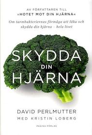 """Perlmutter, David """"Skydda din hjärna """" INBUNDEN"""