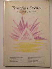 """Judge, William Q """"Teosofins ocean"""" HÄFTAD"""