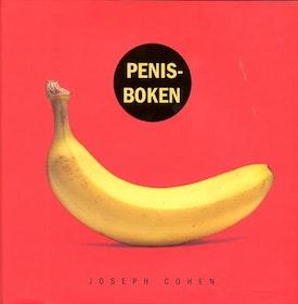 """Cohen, Joseph """"Penisboken"""" INBUNDEN"""
