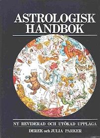 """Parker, Derek och Julia, """"Astrologisk handbok"""" INBUNDEN"""