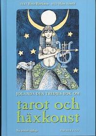 "Björkman, Rosie ""Jolanda den tredjes bok om tarot"" INBUNDEN"