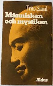 """Staal, Frits """"Människan och mystiken"""" POCKET"""