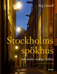 "Linnell, Stig, ""Stockholms spökhus"" KARTONNAGE"