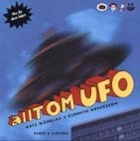"Wänblad, Mats & Kenneth Andersson, ""Allt om UFO"" INBUNDEN"