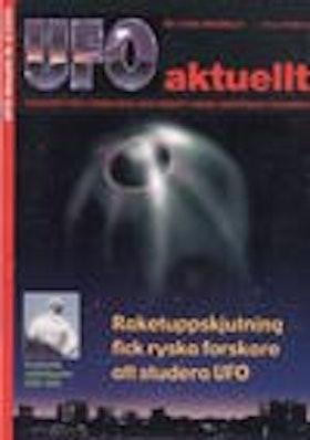 """Riksorganisationen UFO Sverige, Tidskriften """"UFO-Aktuellt"""""""
