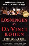"""Bock, Darrell L, """"Lösningen av Da Vinci-koden"""" INBUNDEN SLUTSÅLD"""