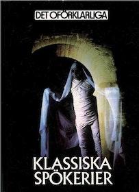 """Det oförklarliga, bokserie, """"Klassiska spökerier"""""""