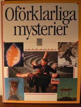 """Grant, John, """"Oförklarliga mysterier"""" KARTONNAGE SLUTSÅLD"""