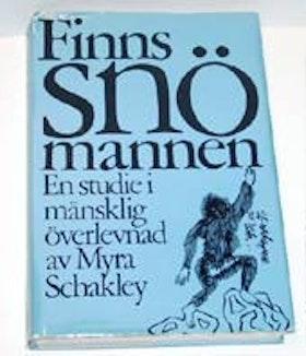 "Schakley, Myra, ""Finns snömannen?"""