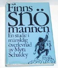 """Schakley, Myra, """"Finns snömannen?"""" INBUNDEN"""