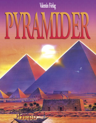 Millard, Anne, Pyramider SLUTSÅLD