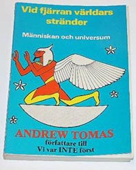 """Tomas, Andrew H., """"Vid fjärran världars stränder"""" HÄFTAD SLUTSÅLD"""