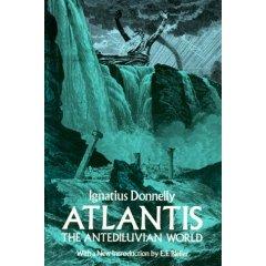 """Donnelly, Ignatius L., """"Atlantis:Tthe Antideluvian World"""" SLUTSÅLD!"""