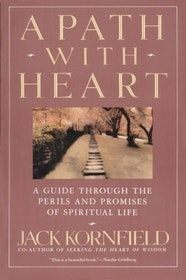 "Kornfield, Jack, ""A Path With Heart""  SLUTSÅLD"