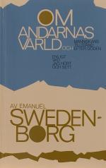 """Swedenborg, Emanuel, """"Om andarnas värld och människans tillstånd efter döden"""" HÄFTAD SLUTSÅLD"""