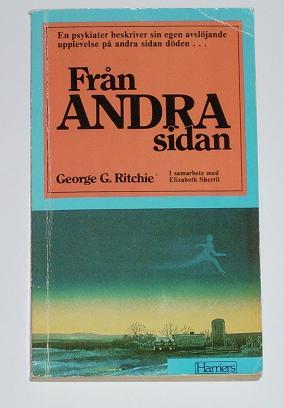 """Ritchie, George G., """"Från andra sidan"""" ANTIKVARISK POCKET SLUTSÅLD"""