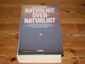 """Fersling, Poul, """"Naturligt, övernaturligt"""" KARTONNAGE"""