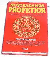 "Ohlmarks, Åke, ""Nostradamus profetior"" INBUNDEN (FABEL 1995)"