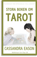 """Eason, Cassandra, """"Stora boken om Tarot"""" ANTIKVARISK HÄFTAD SLUTSÅLD"""