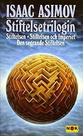 "Asimov, Isaac, ""Stiftelsetrilogin"" POCKET SLUTSÅLD"