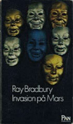 "Bradbury, Ray, ""Invasion på Mars"" INBUNDEN SLUTSÅLD"