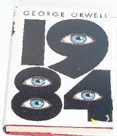 """Orwell, George, """"1984"""" HÄFTAD"""