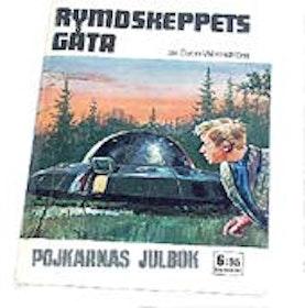 """Wernström, Sven, """"Rymdskeppets gåta"""" SLUTSÅLD"""