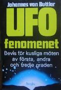 """Von Buttlar, Johannes, """"UFO-fenomenet"""" INBUNDEN"""