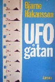 "Håkansson, Bjarne, ""UFO-gåtan"" HÄFTAD"