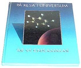 "Åberg, Leif / Benny Kullinger, ""På resa i universum - är vi ensamma?"" KARTONNAGE"