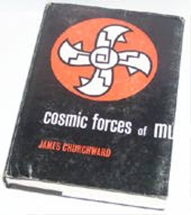 "Churchward, James , ""The Cosmic Forces of Mu"" DEL 1 SLUTSÅLD"