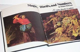 "Holroyd, Stuart, ""Magic, words and numbers"" SLUTSÅLD"