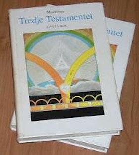 "Martinus, ""Tredje testamentet - livets bok DEL 2"" INBUNDEN SLUTSÅLD"