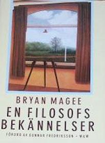 """Magee, Bryan, """"En filosofs bekännelser"""" SLUTSÅLD"""