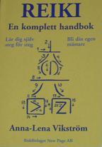 """Vikström, Anna-Lena, """"Reiki - en komplett handbok"""" POCKET SLUTSÅLD"""