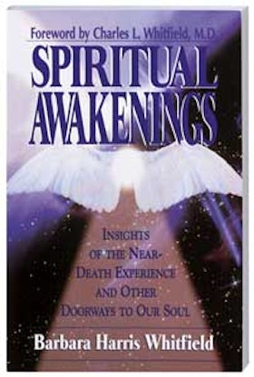 "Harris-Whitfield, Barbara, ""Spiritual Awakenings: Insights of the near-death experience and other doorways to our soul"" SLUTSÅLD"