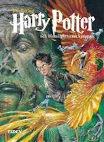 """Rowling, J K, """"Harry Potter och hemligheternas kammare"""""""