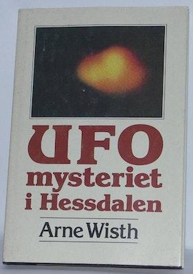 """Wisth, Arne, """"UFO-mysteriet i Hessdalen"""" INBUNDEN"""