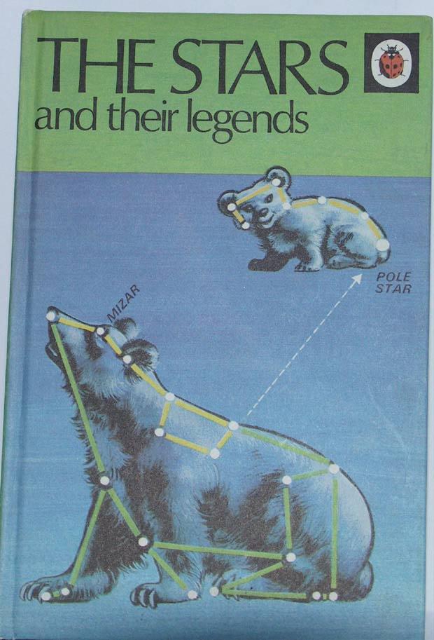"""Worvill, Roy, """"The stars and their legends"""" SLUTSÅLD"""