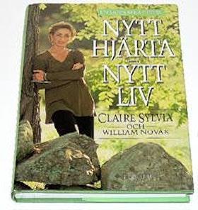 """Sylvia, Claire och William Novak, """"Nytt hjärta - nytt liv"""""""