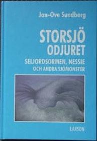 "Sundberg, Jan-Ove, ""Storsjöodjuret: Seljordsormen, Nessie och andra sjömonster"" KARTONNAGE SLUTSÅLD"