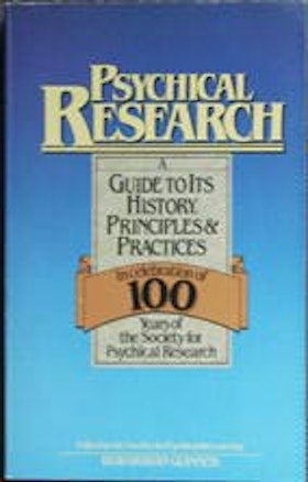 "Grattan-Guinnes, Ivor (ed), ""Psychichal Research: A Guide to it´s History, Principles & Practices"""